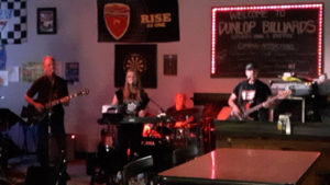 Live Bands at Dunlop Billiards