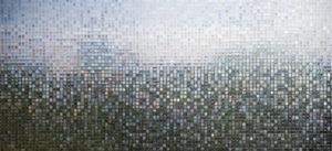 Glass Disco Background
