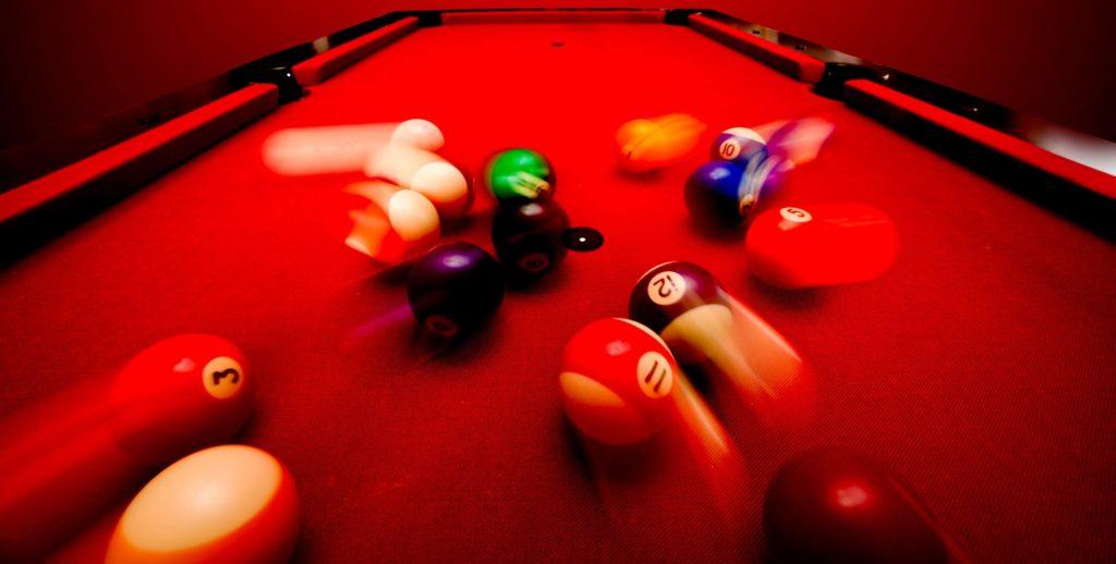 Pool Table, Billiards